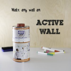 Whiteboardverf Active Wall