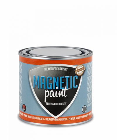 Magneetverf Magnetic Paint 0,5 ltr