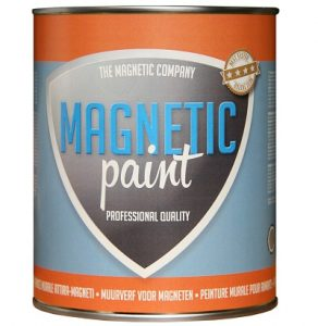 Magneetverf Magnetic Paint 1 liter