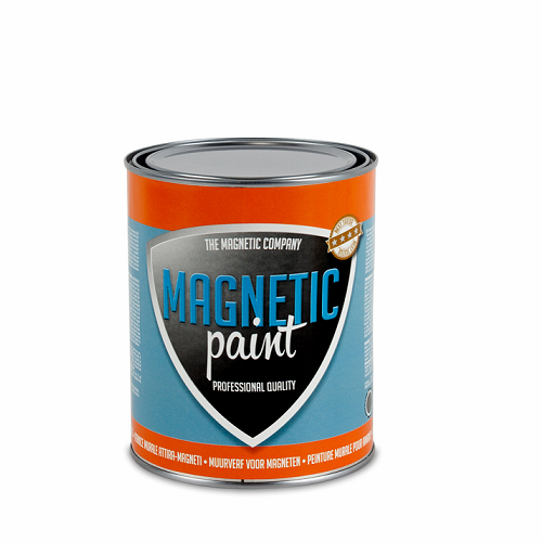 Magneetverf Magnetic Paint 1 ltr