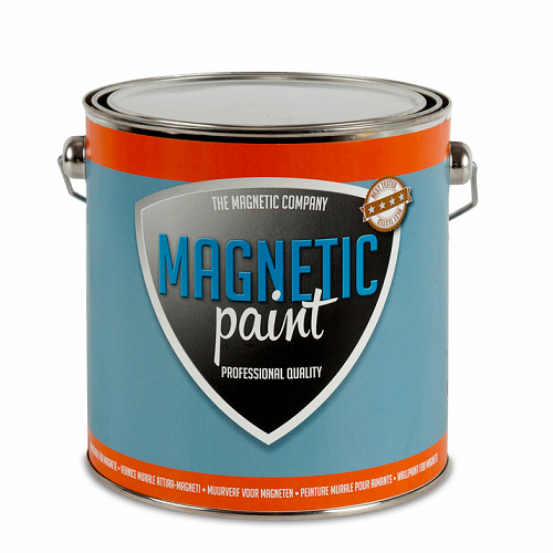 Magneetverf Magnetic Paint 2.5 ltr