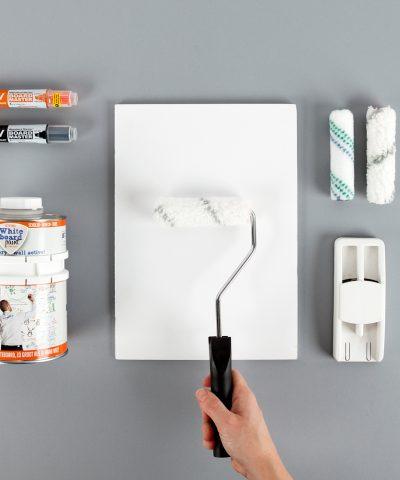 Pakket voor Whiteboardwand