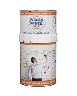 Whiteboardverf Active Wall 1 liter (transparant)