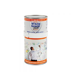 Whiteboardwand 30 m² - Compleet Pakket